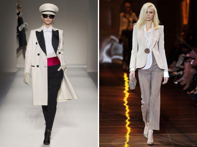 Современный классический стиль в одежде