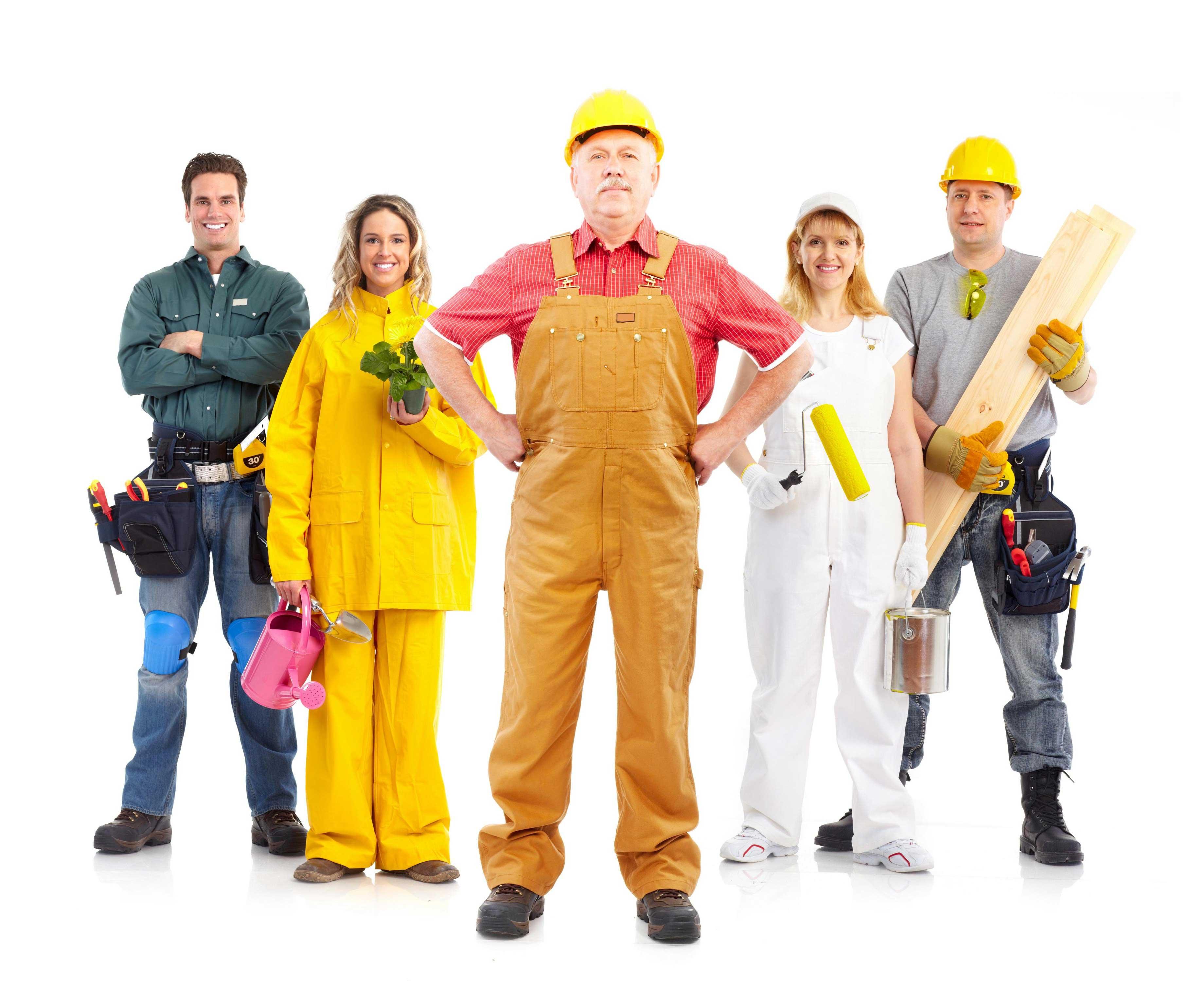 Спецодежда нужна не только строителю