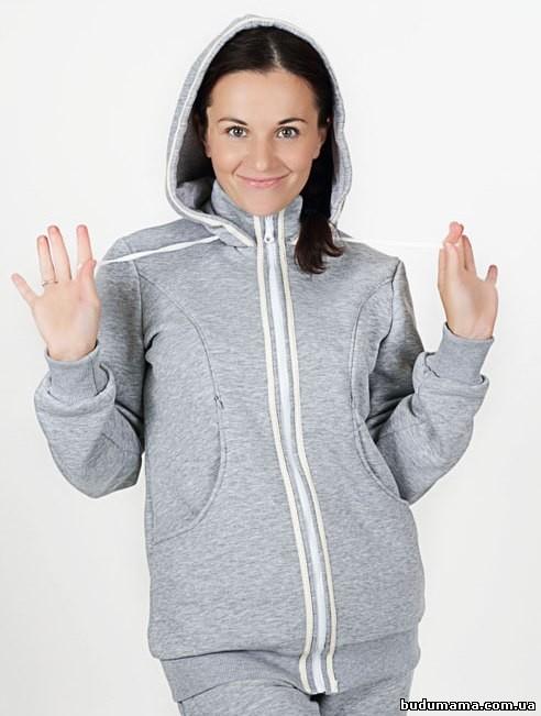 Спортивная куртка для матери, которая кормит