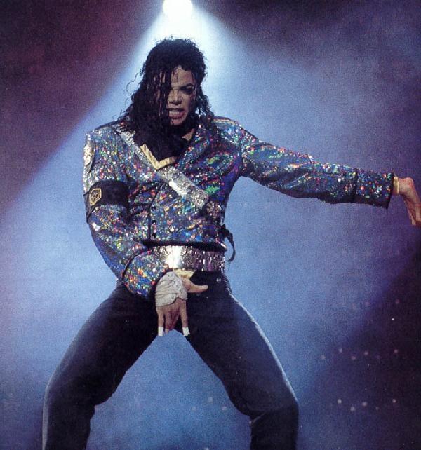 Стиль одежды Майкла Джексона