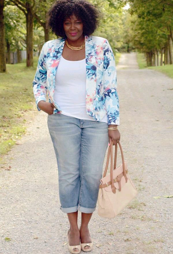 Стили в одежде с джинсами