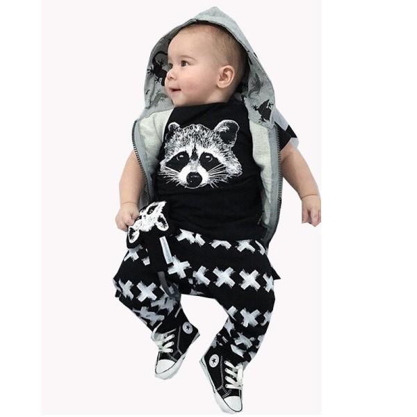 Стильно одеваем малыша