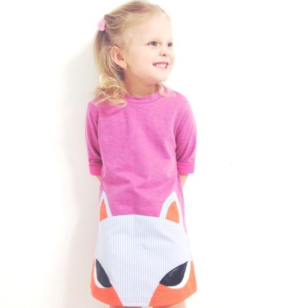 Стильные летние платья для девочек