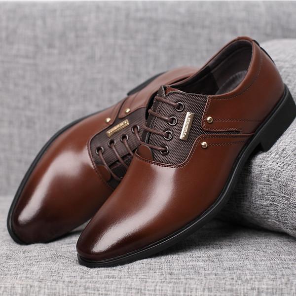 Стильные туфли для классического образа