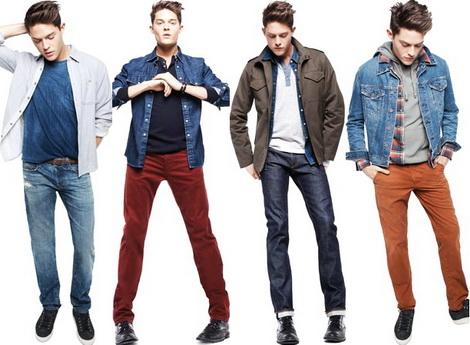 Типы стилей молодежной одежды