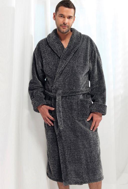 Турецкий махровый халат