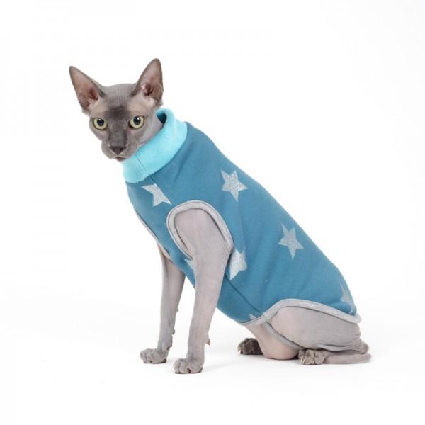 Удобный свитер для кота