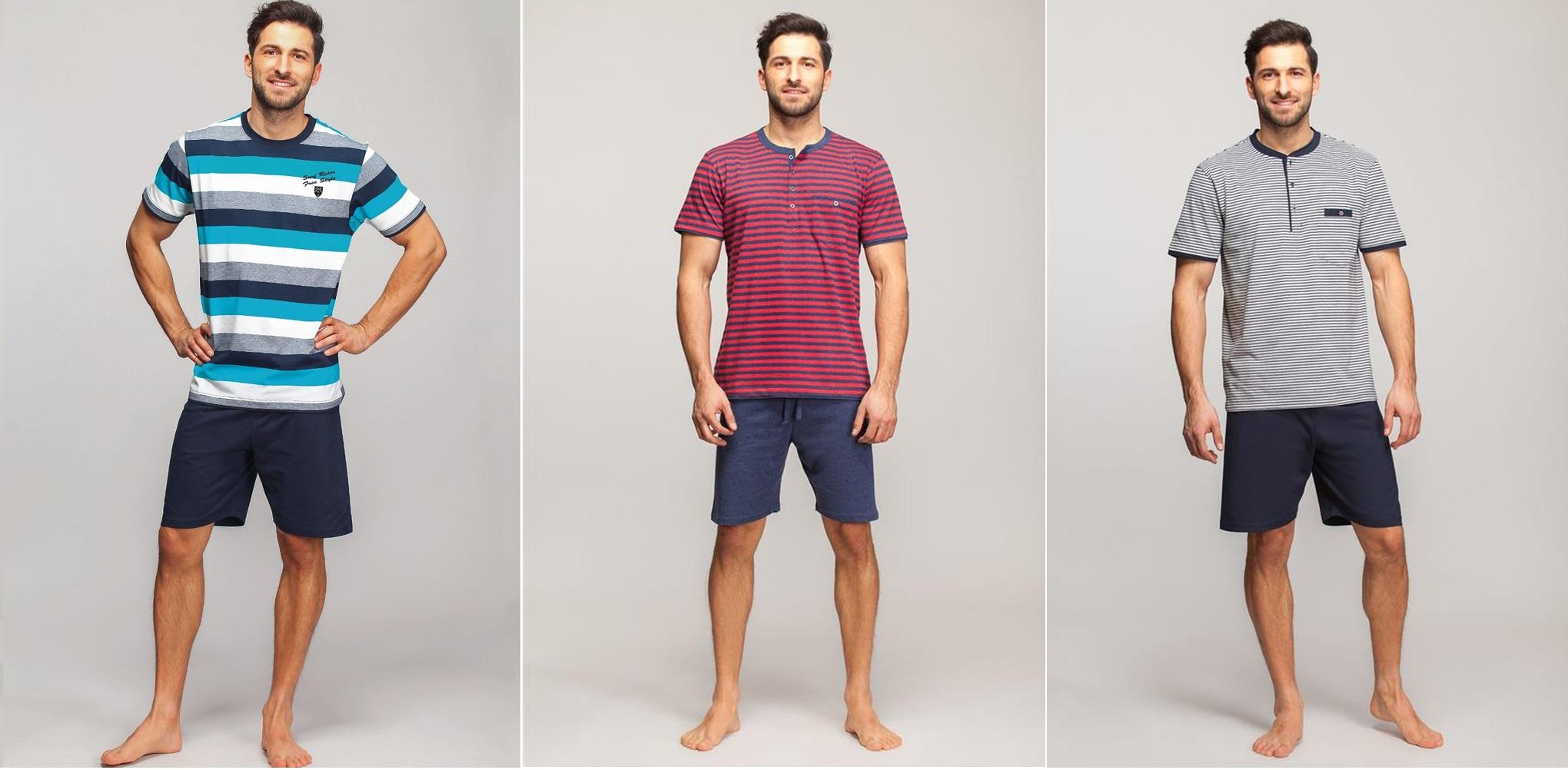 Варианты удобных пижам на лето