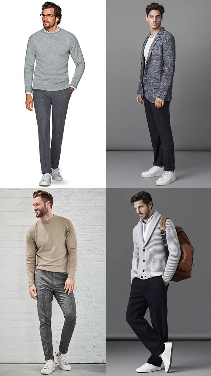 Варианты одежды для парня на каждый день