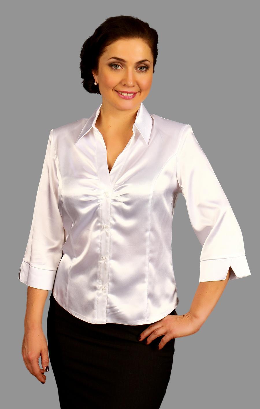Важно иметь несколько блузок для работы