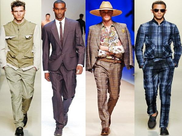 Весь ассортимент мужской одежды
