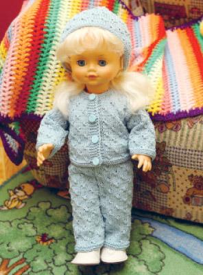 вязаная одежда для кукол модели которые можно сделать своими руками