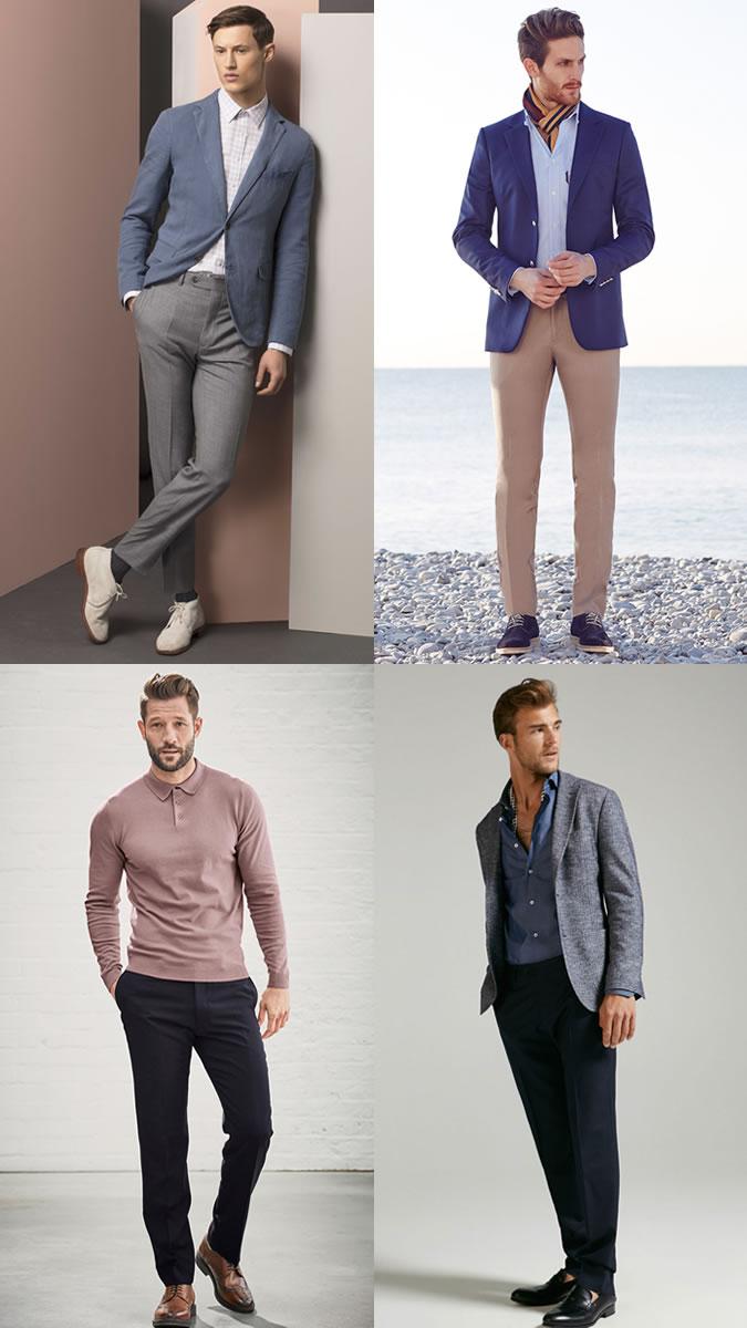 Выбираем стильный образ для парня