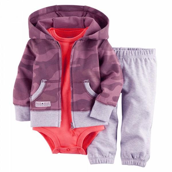Выбор модного комплекта одежды для детей