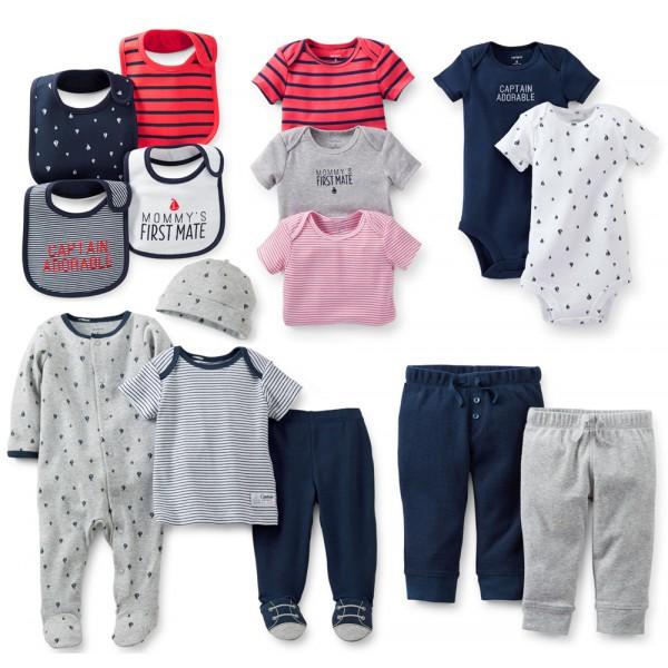 Выбор одежды ддя новорожденного