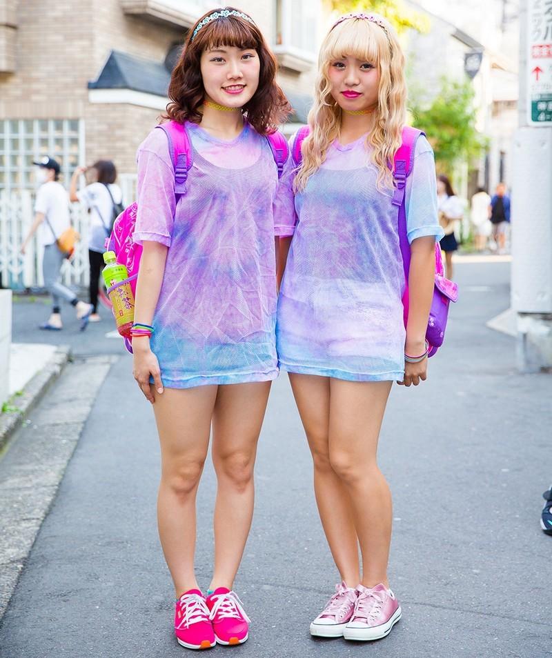 Японская мода - 2016