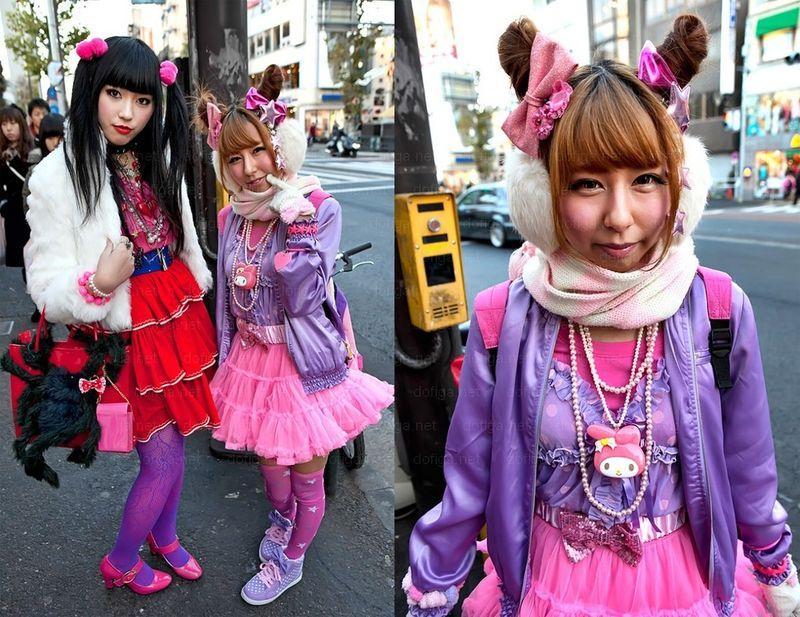 Японская молодежь