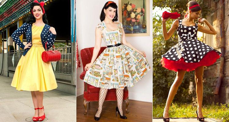 Яркие принты в одежде стиляги для девушек