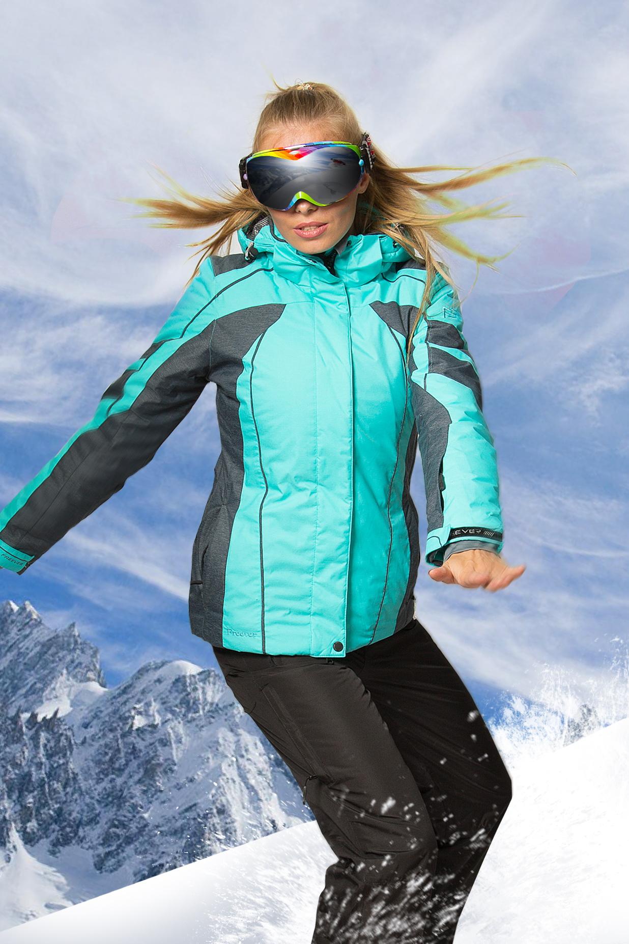 одежда для катания на лыжах фото дополняйте такую прическу
