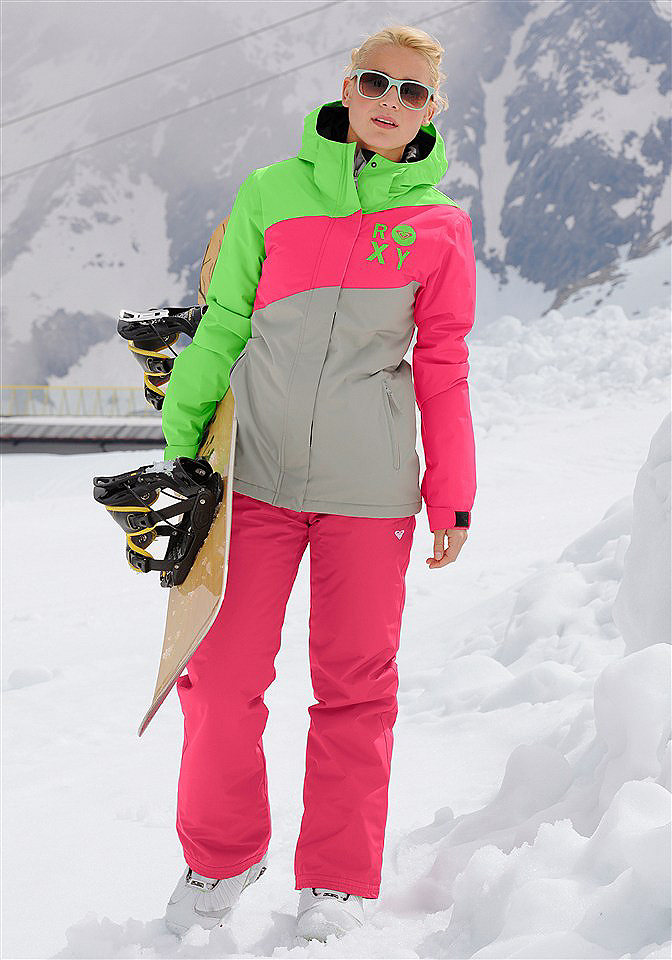 Женская одежда для сноуборда