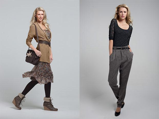 Женская одежда в каталоге