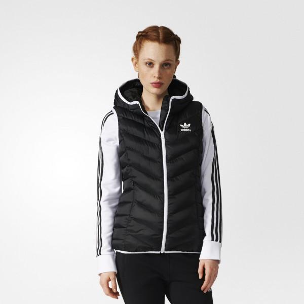 Женский утепленный жилет Adidas