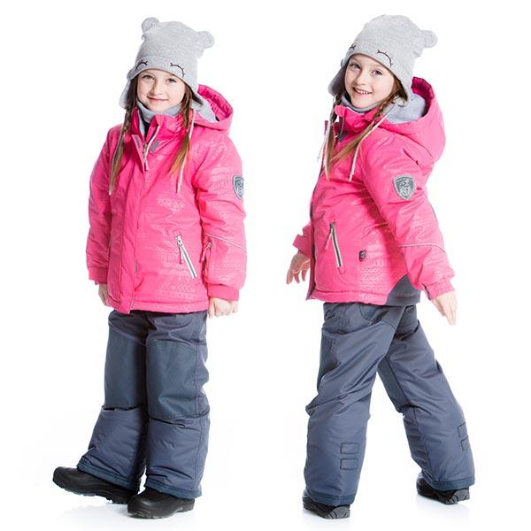 Зимний комплект для девочки 6 лет