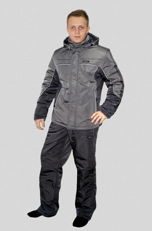 Зимний костюм ветрозащитный