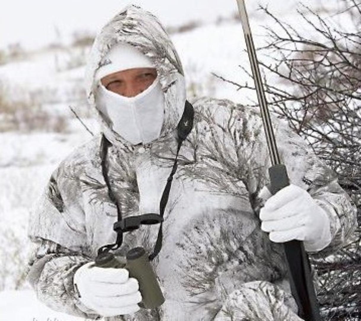 Зимняя охота - захватывающее приключение