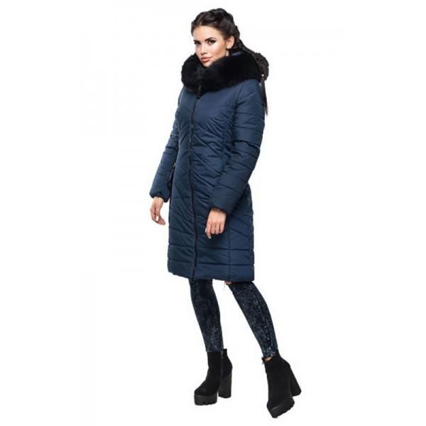 Зимняя современная куртка для зимы