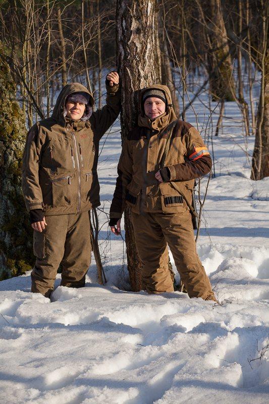 Зимняя туристическая одежда