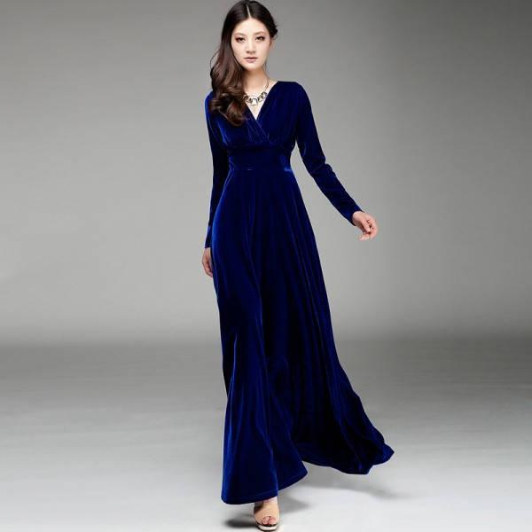 Бархатная одежда