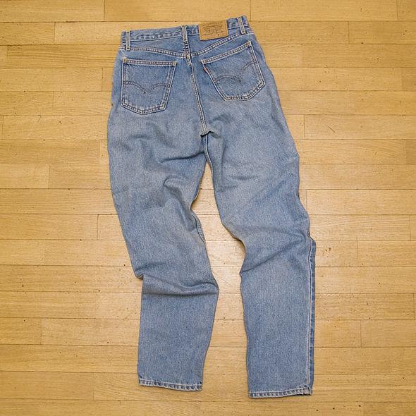 Берем джинсы