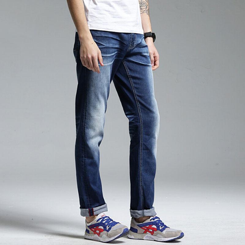 Брендовые летние мужские джинсы