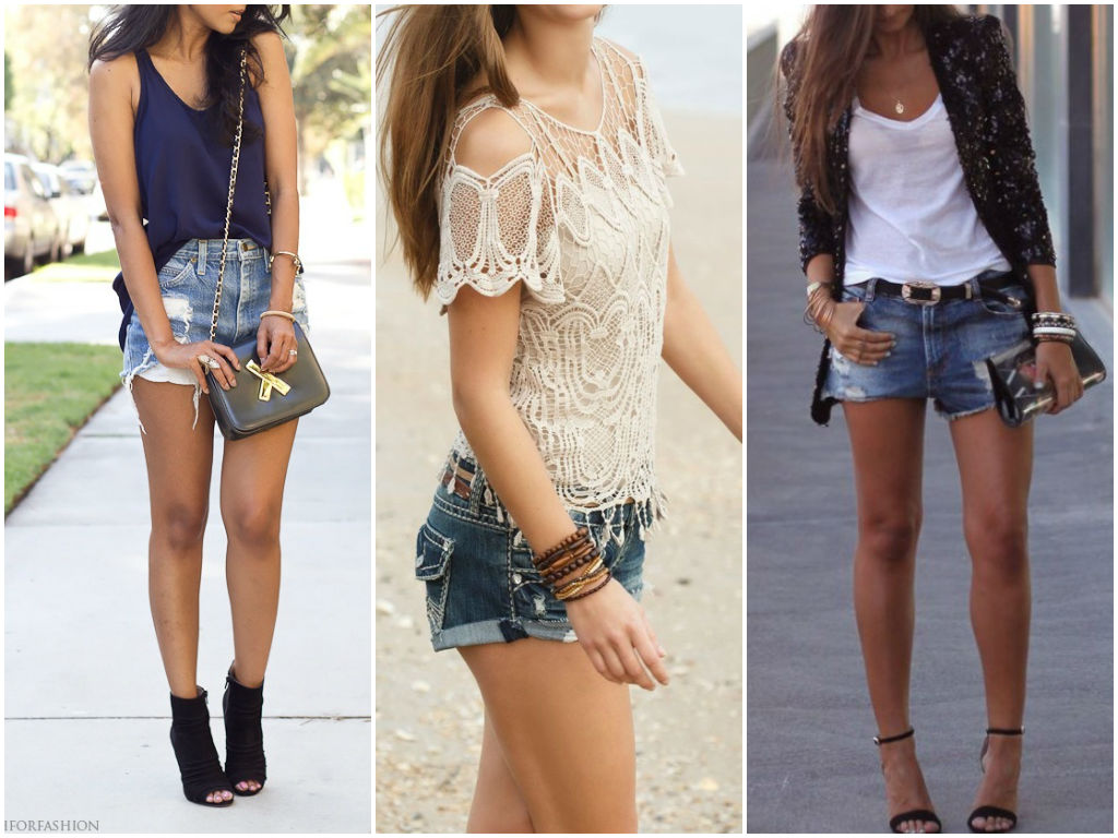 Что носить летом
