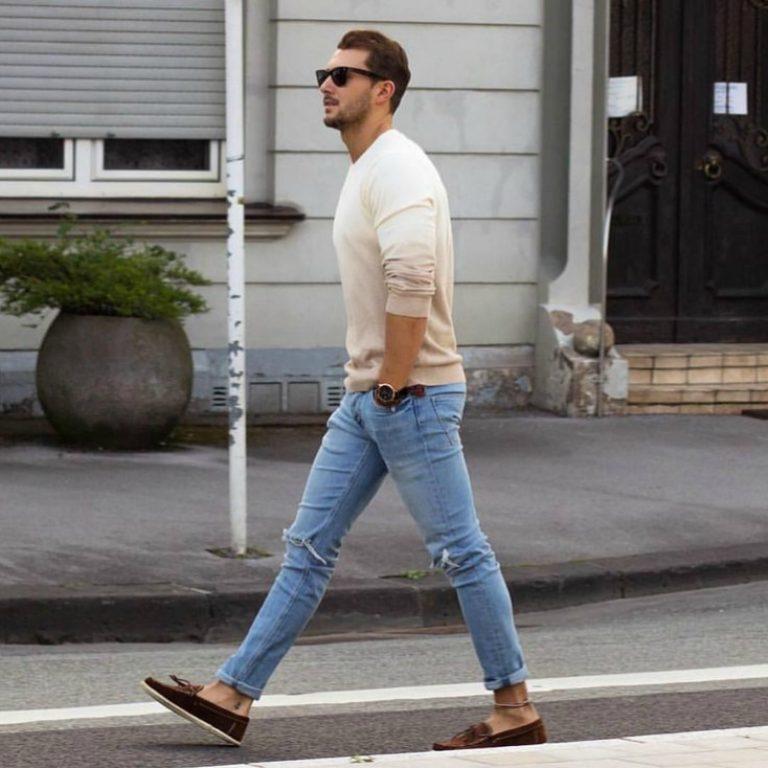 Что носить мужчинам