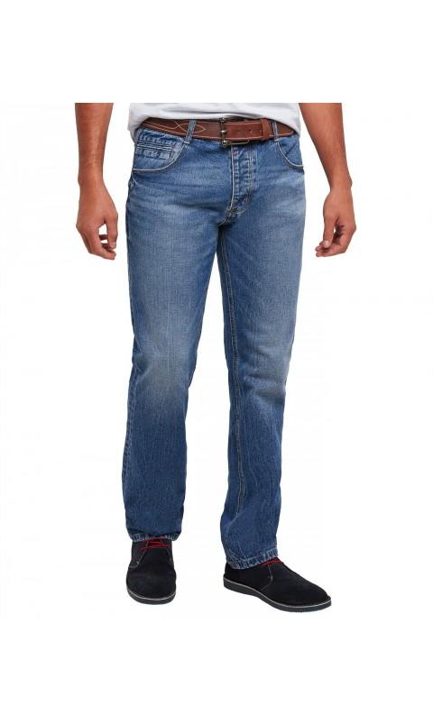Что такое джинсы Easy Fit