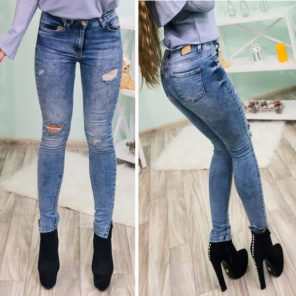 Что такое джинсы-скини