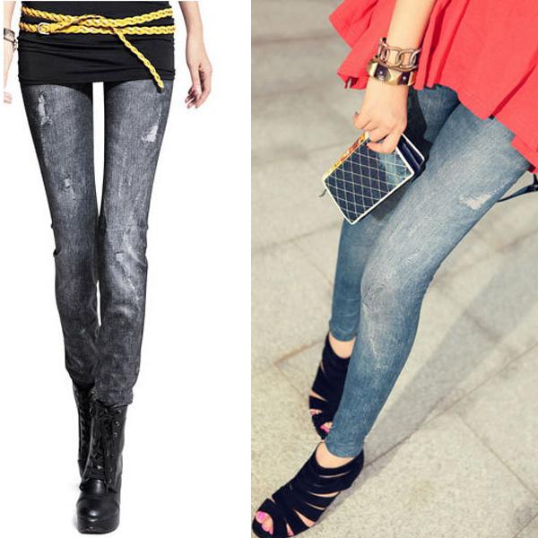 Что такое джинсы скинни для девушки