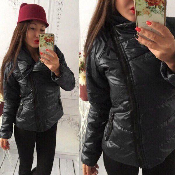 Демисезонная куртка для девушки