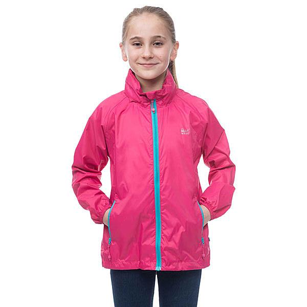 Детская мембранная куртка