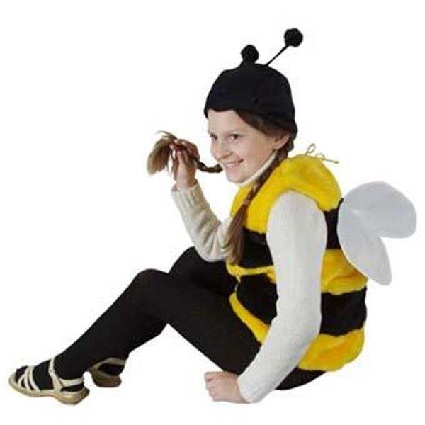 Детский новогодний костюм пчелки на утренник