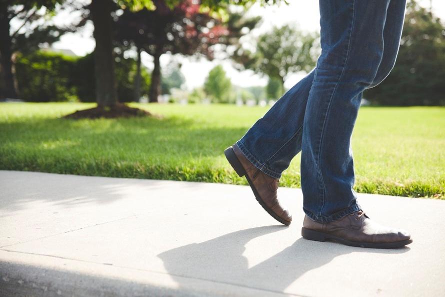 Длина джинсов
