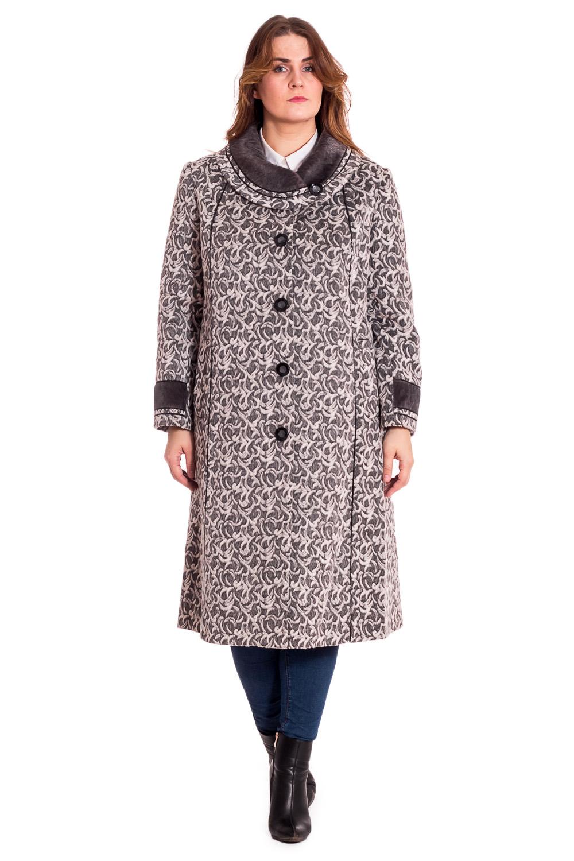 Длинное пальто для женщины