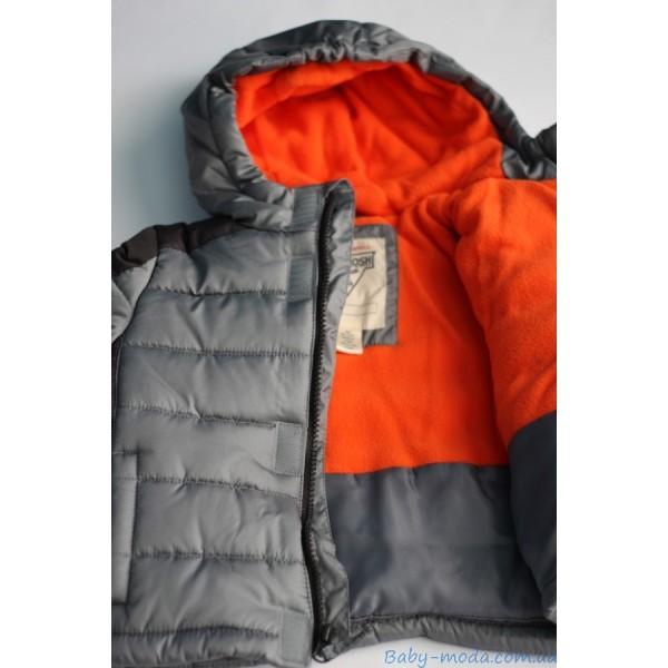 Двухсторонние демисезонные куртки