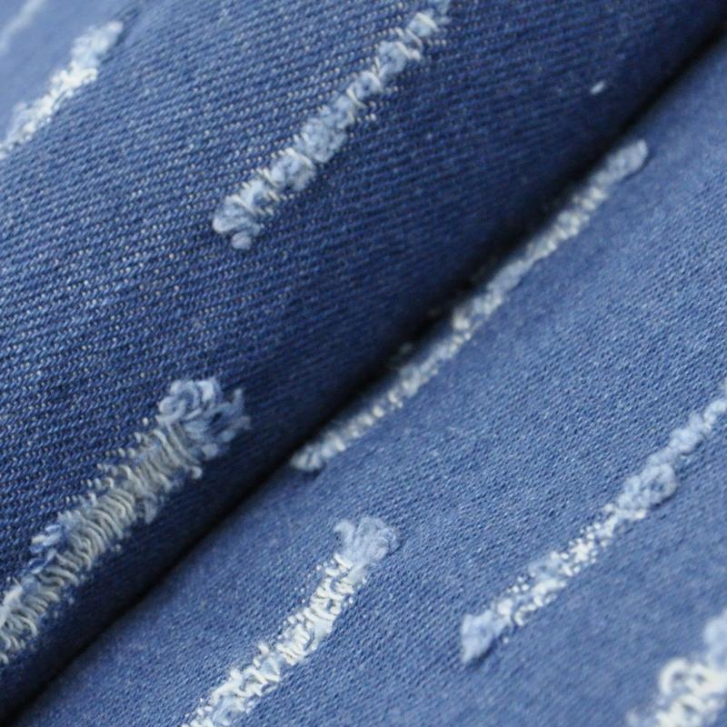 Джинсовая ткань перфорация винтаж