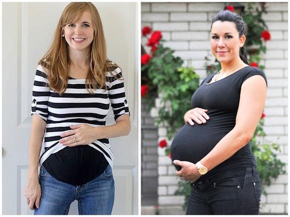 Джинсы при беременности