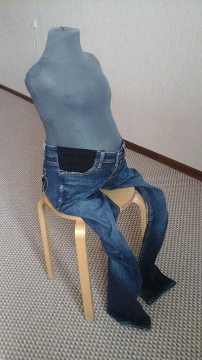 Готовые джинсы