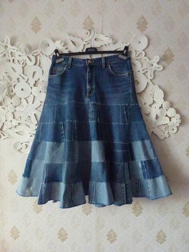 Как сшить новую юбку