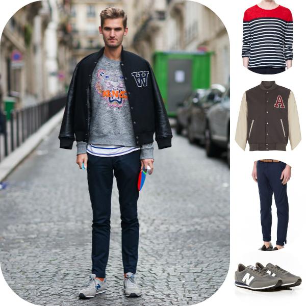 Как стильно носить джинсы
